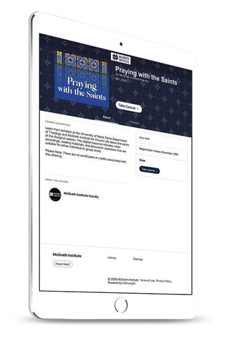 iPad-Mockup-Praying-with-Saints-Web